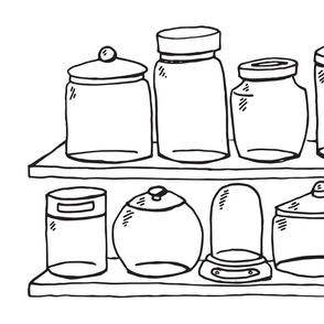 Collection Jars
