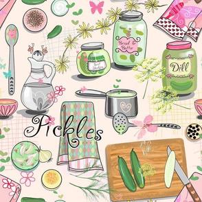 Pickled pink ♥