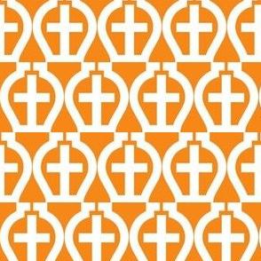 Cross Urn
