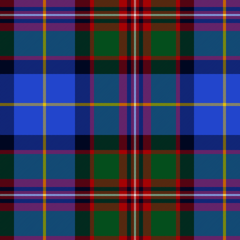 George tartan fabric by weavingmajor on Spoonflower - custom fabric