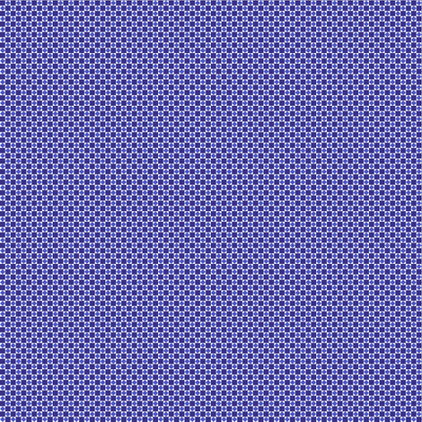 Tiny Squares and Diamonds  in Twilight Blue and Denim Lapis fabric by fireflower on Spoonflower - custom fabric