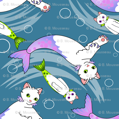 School of Purrmaids