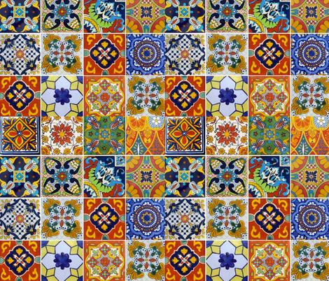 Brazilian Potpourri! #006 fabric by bymemi on Spoonflower - custom fabric