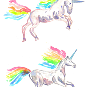 unicorns mini