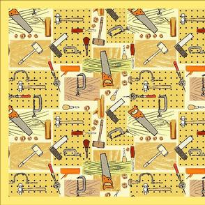 woodshop kitchen towel