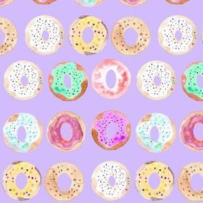 donuts multi on purple