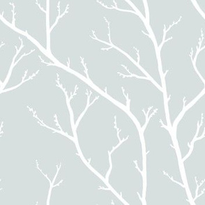 Branches, Sea Fog Grey