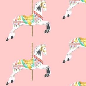 Carousel_horse_pink