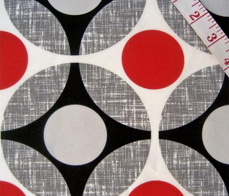 UK Mod Circular red + gray by Su_G