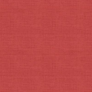 Linen, Washed Red