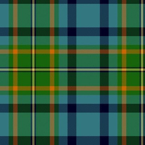 Gillies tartan, ancient colors