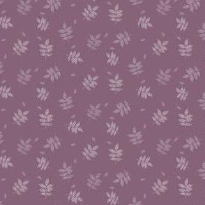 Mauve Beech Leaves