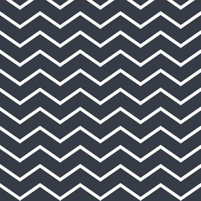 Chevron White & Black - Tribal Dance  - © PinkSodaPop 4ComputerHeaven.com