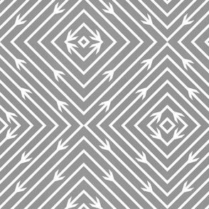 Grey Arrow Diamonds