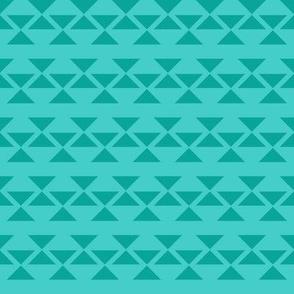 Tribal Modern Triangles
