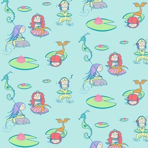 lilymermaids