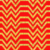 Wonder Woman logo zigzags