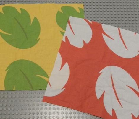 Lilo's Hawaiian Print