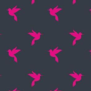 Hummingbirds - Tribal Dance  - © PinkSodaPop 4ComputerHeaven.com