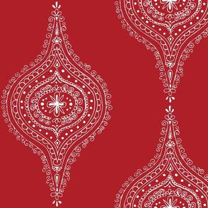 Moroccan Scarlet
