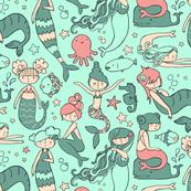 Water Girls Small (Custom)