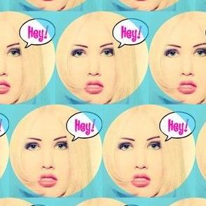 Hey! It's me!