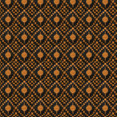 Caucasus pattern fabric by wanderingaloud on Spoonflower - custom fabric