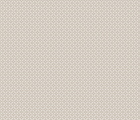 Milano taupe fabric by arboreal on Spoonflower - custom fabric
