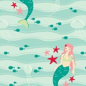 Ocean Mermaids