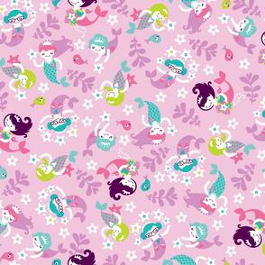 Petite Sweet Mermaids