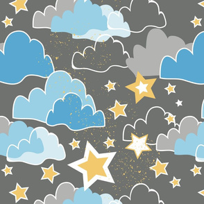 Clouds and Stars 02-01