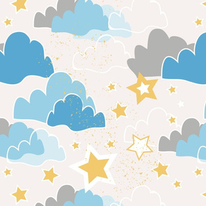 Clouds and Stars_03-01