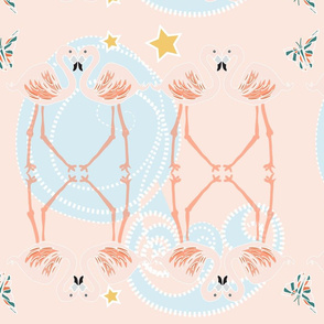 Pink Flamingo's 01-01