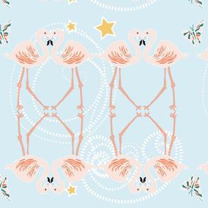 Pink Flamingo's 02-01