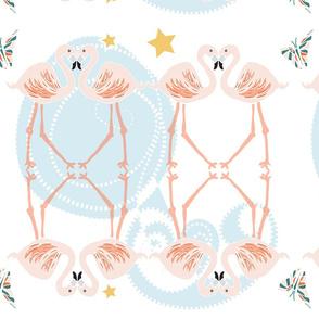 Pink Flamingo's 03-01