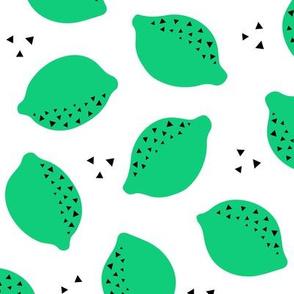 Lemons - Green