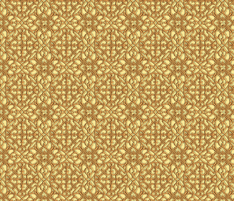 Lute Rose fabric by amyvail on Spoonflower - custom fabric