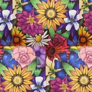 Prisma Flowers