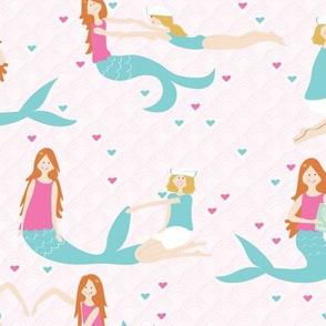 The mermaid and I