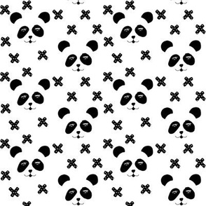 Panda x's mini