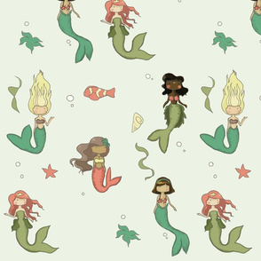 Mermaid Small