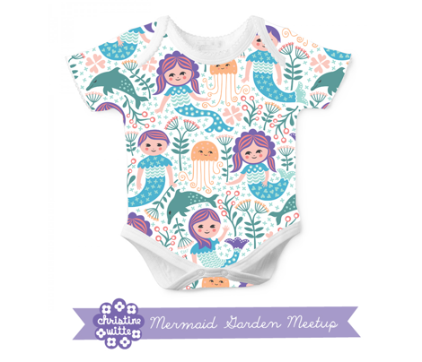 Mermaid Garden Meetup