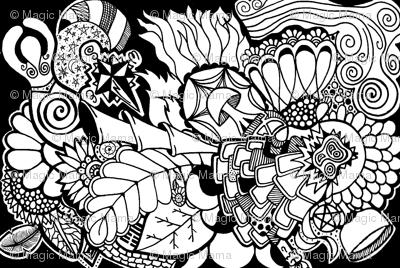 Goddess Doodles