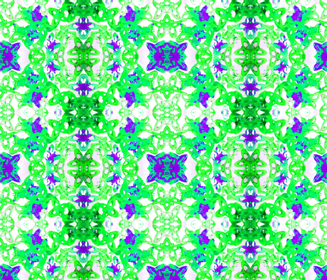 Jello_Aliens fabric by girl_pants on Spoonflower - custom fabric