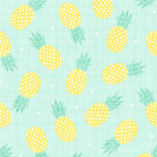 Pineapple - Texture