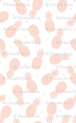 Pineapple - Blush