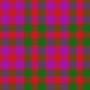 Gow or MacGowan tartan, modern variant