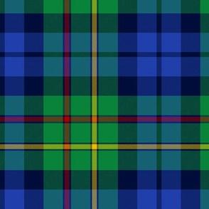 Gow / MacGowan hunting tartan variation