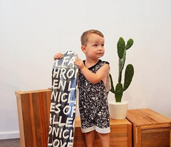Black and White Composition Notebook B&W Paper