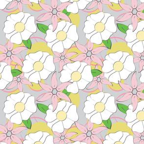 Flower Cascade
